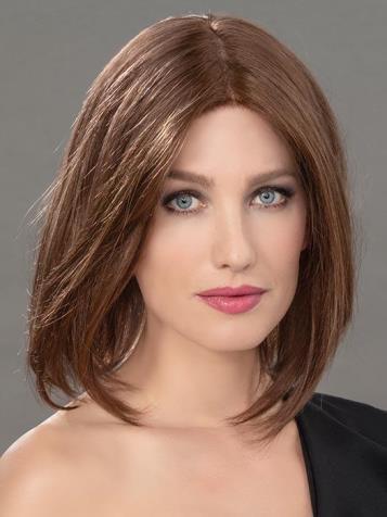 Famous Top Piece<br>Lace Front-Mono Top<br>Remy Human Hair<br>Ellen Wille