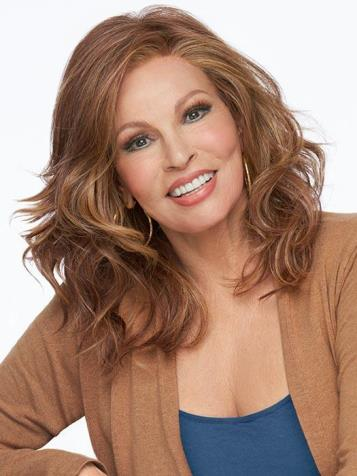 Free Time Wig<br>Lace Front-Full Hand Tied<br>Heat Friendly<br>Raquel Welch