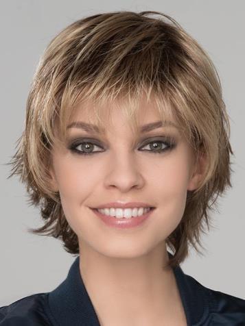 Gemma Mono Wig<br>Lace Front-Mono Top<br>Ellen Wille