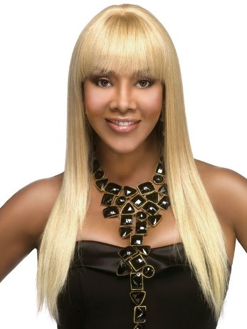 H-157 Wig<br>Human Hair<br>Vivica Fox