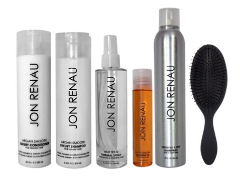 5 Piece Human Hair Care Kit<br>by Jon Renau