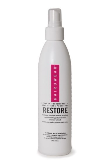 Leave in Conditioner<br>& Heat Style Protector 8oz<br>by Hairuwear