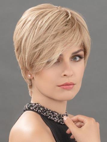 Hanna Top Piece<br>Hand Tied<br>Remy Human Hair<br>Ellen Wille