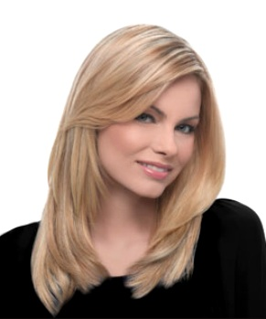 "16"" 1 Piece Fineline<br>Extensions<br>Heat Friendly<br>by Hairdo"