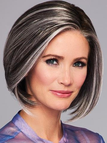 High Society Wig<br>Lace Front-Mono Part<br>by Eva Gabor