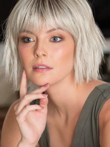 Holland Wig<br>Lace Front Mono Top<br>by Estetica Designs