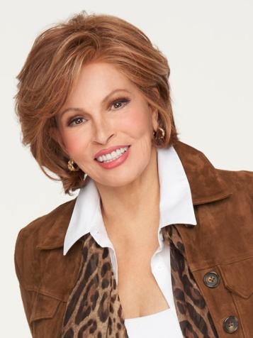 In Charge Wig<br>Lace Front-Mono Part<br>Heat Friendly<br>Raquel Welch