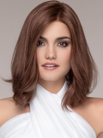 Inspire Wig<br>Human Hair<br>Lace Front<br>Full Hand-Tied<br>Ellen Wille