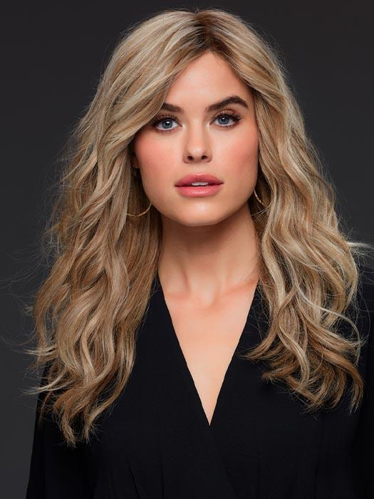 Angie Elite Wig<br>Remy Human Hair<br>Lace Front-Hand-Tied<br>Jon Renau