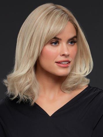 Carrie Elite Petite Wig<br>Human Hair<br>Lace Front-Mono Top<br>Jon Renau