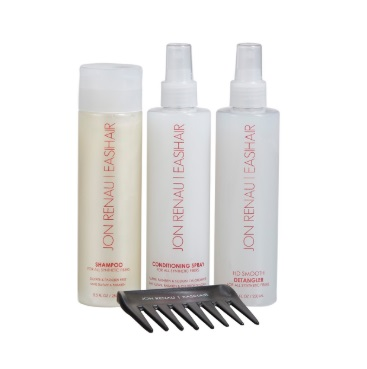5 Piece Hair Care Kit<br>with Wire Stand<br>by Jon Renau