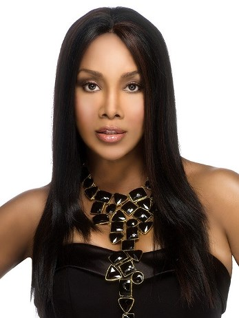 Javant Wig<br>Lace Front-Heat Friendly<br>Vivica Fox