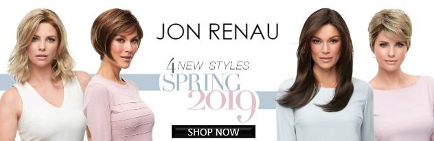 Jon Renau 2019 Spring Wigs