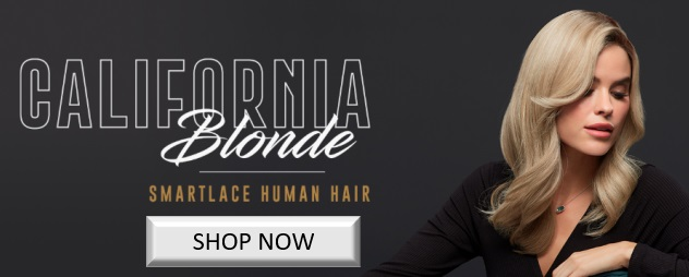 Jon Renau California Blondes Human Hair