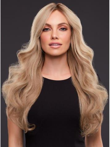Kim Wig<br>Remy Human Hair<br>Lace Front-Hand-Tied<br>Jon Renau