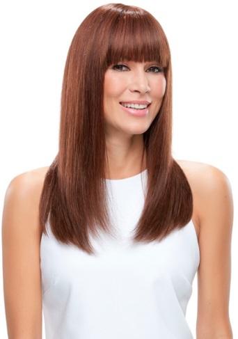 Lea Wig<br>Remy Human Hair<br>Hand-Tied<br>Jon Renau