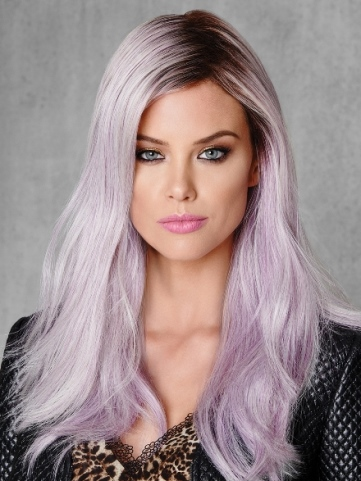 Lilac Frost Wig<br>Heat Friendly<br>by Hairdo