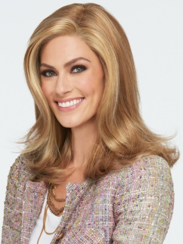 Love Love Love Wig<br>Temple to Temple<br>Lace Front-Mono Part<br>Raquel Welch