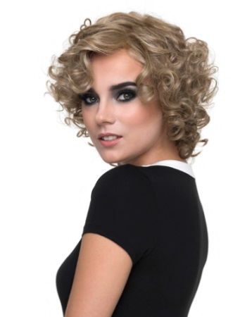 Macey WigHuman Hair/SyntheticMono Topby Envy Wigs