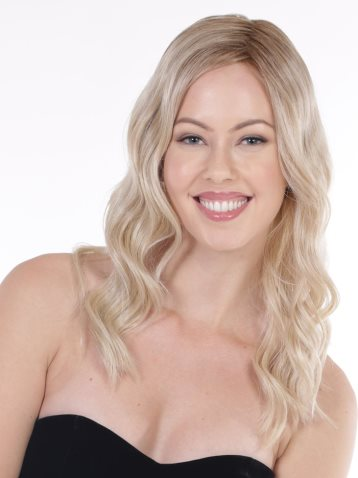 Maxwella 18 Wig<br>Lace Front-Mono Top<br>Heat Friendly<br>Belle Tress