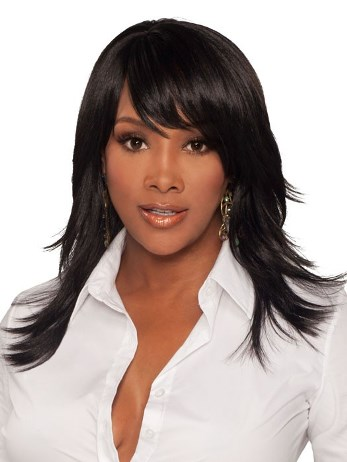 Merle Wig<br>Skin Part<br>Vivica Fox