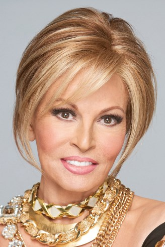 Modernista Wig<br>Ear-to-Ear Lace Front<br>Mono Part<br>Raquel Welch