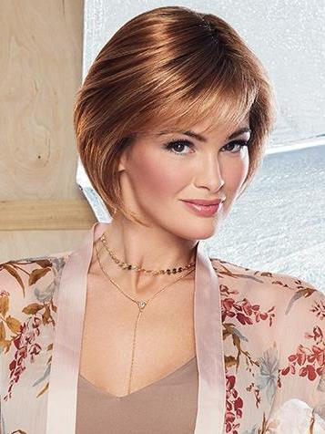 Muse Wig<br>Lace Front-Full Hand-Tied<br>Raquel Welch