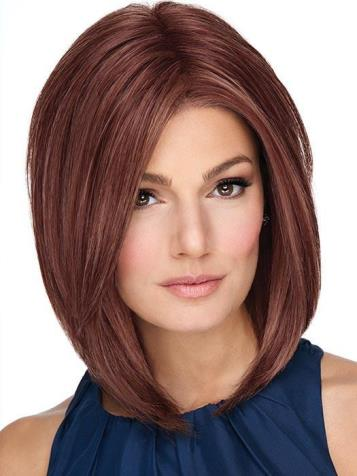 On Point Wig<br>Lace Front-Mono Part<br>Heat Friendly<br>Raquel Welch