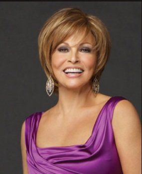 Opening Act Wig<br>Lace Front-Mono Top<br>Heat Friendly<br>Raquel Welch