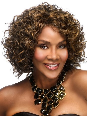 Oprah-2 Wig<br>Skin Part<br>Vivica Fox
