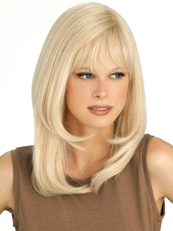 Platinum 106 Wig<br>Remy Human Hair<br>Full Hand Tied<br>Louis Ferre