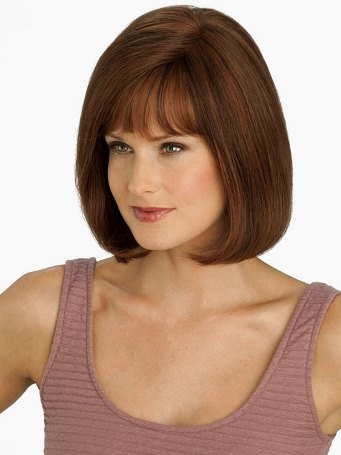 Platinum 107 Wig<br>Human Hair<br>Full Hand Tied<br>Louis Ferre