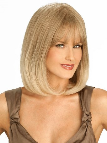 Platinum 108 Wig<br>Human Hair<br>Full Hand Tied<br>Louis Ferre