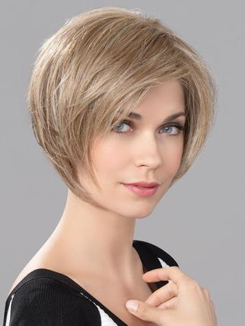 Promise Wig<br>Human Hair/Heat Friendly Synthetic<br>Lace Front-Full Hand Tied<br>Ellen Wille