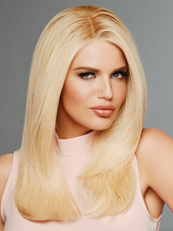 Provocateur Wig<br>Remy Human Hair<br>Lace Front-Hand Tied<br>Raquel Welch