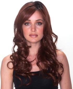 Pure Honey Wig<br>Lace Front-Mono Top<br>Heat Friendly<br>Belle Tress