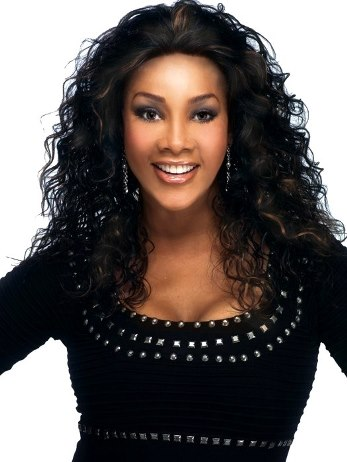 Queenie Wig<br>Remi Human Hair<br>Lace Front<br>Vivica Fox