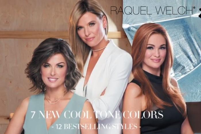 Raquel Welch 2019 Cool Tones