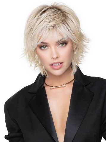 Razor Cut Wig<br>Heat Friendly<br>by Tressallure