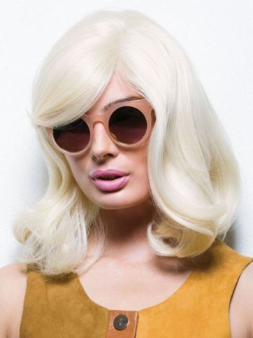 Refined Curls Wig<br>Heat Friendly<br>by Forever Young