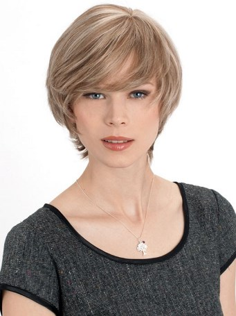 Sapphire Wig<br>Human Hair<br>Mono Top<br>Louis Ferre