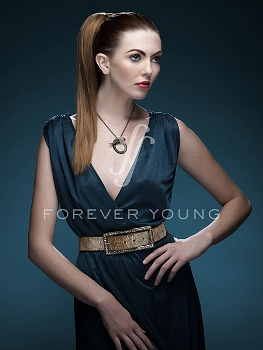 Satiine hairpiece by Forever Young