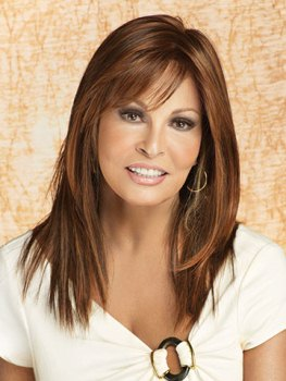 Show Stopper Wig<br>Lace Front-Mono Top<br>Heat Friendly<br>Raquel Welch