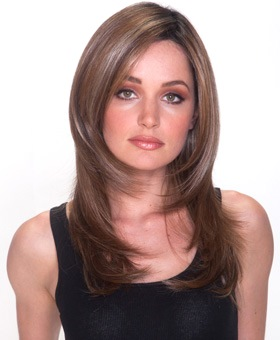 Signature Shot Wig<br>Lace Front-Mono Top<br>Heat Friendly<br>Belle Tress