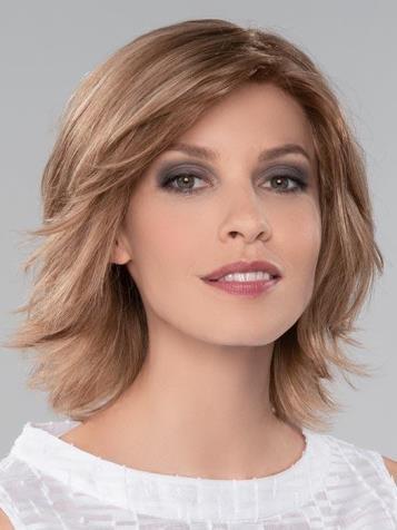 Sole Wig<br>Virgin European Remy Human Hair<br>Lace Front-Mono Top<br>Ellen Wille
