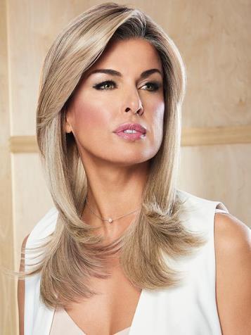 Spotlight Wig<br>Lace Front-Mono Top<br>Heat FriendlyRaquel Welch