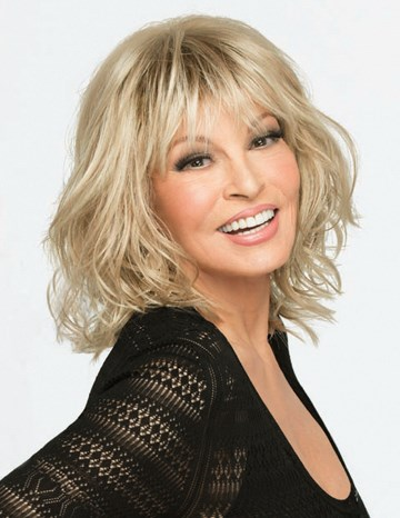 Stop Traffic Wig<br>Mono Crown<br>Raquel Welch