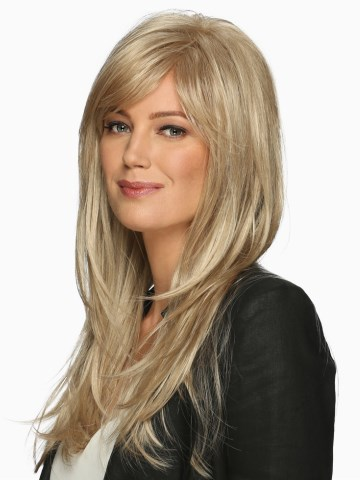 Taylor Wig<br>Mono Top<br>by Estetica Designs