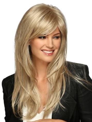 Taylor Wig<br>Mono Top<br>by Estetica Designs
