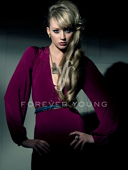 The Big Tousle Hairpiece<br>by Forever Young